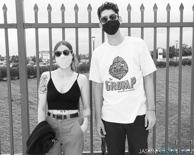 PHOTOS: Beautiful People of NEPA – (mostly) masked musicians in Wilkes-Barre
