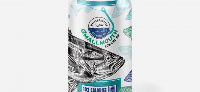 Wallenpaupack Brewing Company in Hawley releases low-calorie Smallmouth IPA into the wild