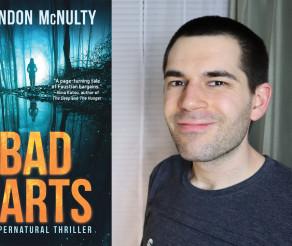 Wilkes-Barre author Brandon McNulty unleashes debut supernatural thriller 'Bad Parts'