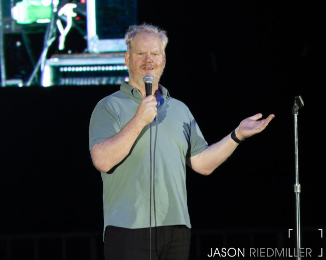 PHOTOS: Jim Gaffigan: Drive-Thru Comic at Mohegan Sun Arena in Wilkes-Barre, 07/18/20