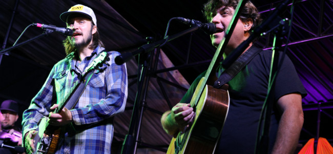 Cabinet and Keller Williams will jam live at Circle Drive-In Theatre in Dickson City on Aug. 29