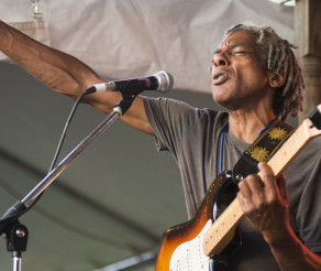 Scranton bluesman Clarence Spady will release 1st album in 13 years, 'Surrender,' on May 21