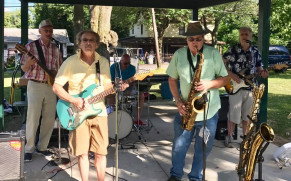 Fellows Park in West Scranton hosts free concerts every Sunday through Sept. 27