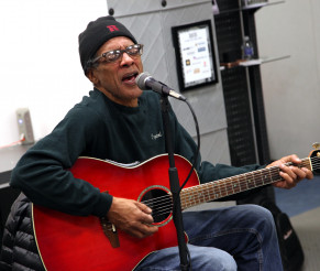 Scranton bluesman Clarence Spady signs with Nola Blue Records, plans new single and album
