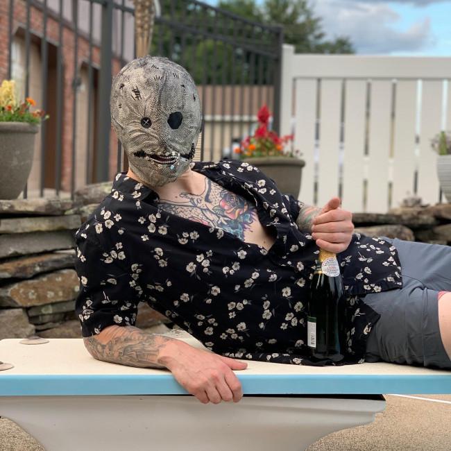 MUSIC VIDEO: Scranton rapper Lucas Hex masks up for nu metal-inspired 'Scapegoat'