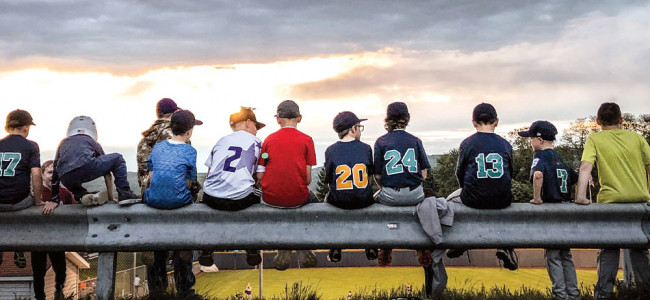 Plains Little League baseball photo wins Little League Photo Contest in South Williamsport