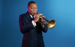 Wynton Marsalis leads Jazz at Lincoln Center Orchestra live at Circle Drive-In in Dickson City on Oct. 6