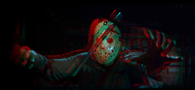 'Friday the 13th Part III' showing in 3D for free at Scranton Public Library on Oct. 28