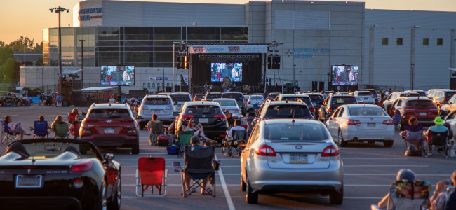 Gov. Wolf, Dr. Levine loosen occupancy limits for indoor and outdoor shows and events
