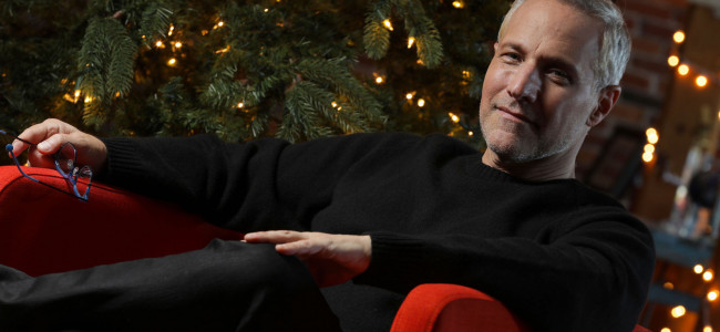 Scranton Cultural Center hosts virtual Christmas concert with Jim Brickman on Nov. 29
