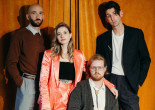 Scranton indie rockers Tigers Jaw announce new album with classy 'Cat's Cradle' music video