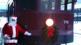 Electric City Trolley Museum in Scranton offers virtual visits from Santa on Nov. 27-Dec. 20