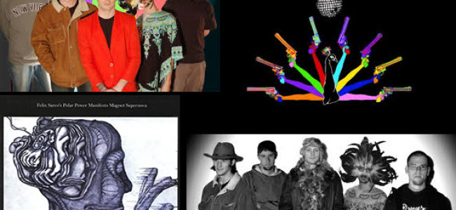 ARCHIVES: Felix Sarco brings counterculture music to the Scranton Cultural Center