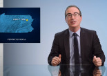 John Oliver pokes fun at Forty Fort and its funny name on HBO's 'Last Week Tonight'