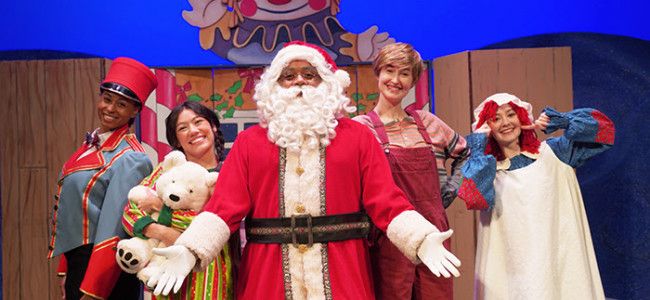 F.M. Kirby Center in Wilkes-Barre hosts free virtual musical 'Santa's Enchanted Workshop'