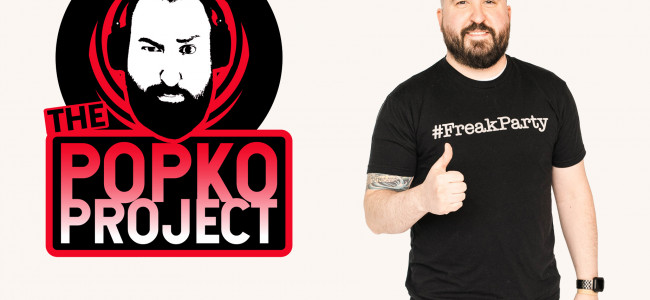 EXCLUSIVE: Alt 92.1 host Johnny Popko launches own podcast, The Popko Project, about local music and more
