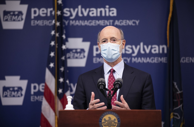Gov. Wolf approves $145 million for Pa. businesses, urges Congress to provide more COVID-19 relief