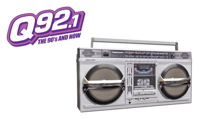 Scranton radio station Alt 92.1 has rebranded as Q92.1, playing 'the '90s and now'