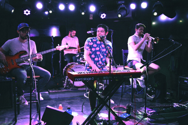 Scranton pop band Modern Ties raises funds for St. Joseph's Center with Festivus live stream on Dec. 23