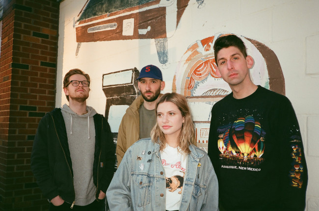 Scranton indie rock band Tigers Jaw ends a sour year with introspective single 'Lemon Mouth'