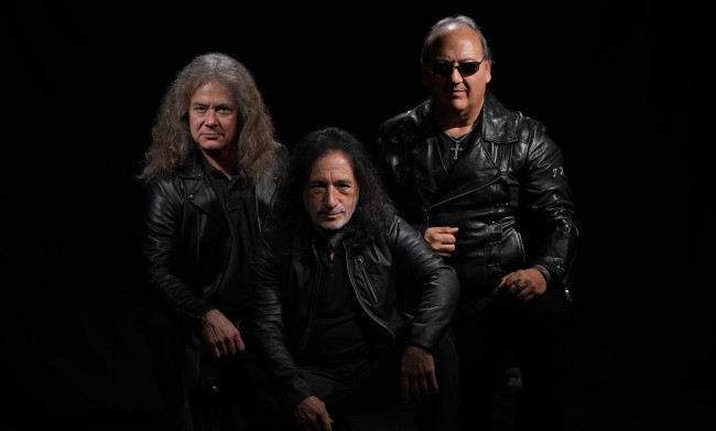 The Rods' entire heavy metal catalog will be reissued for 40th anniversary, starting with 'Crank It Up'