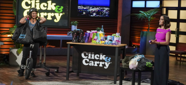Scranton entrepreneur makes deal on 'Shark Tank,' Click & Carry available now at Gerrity's