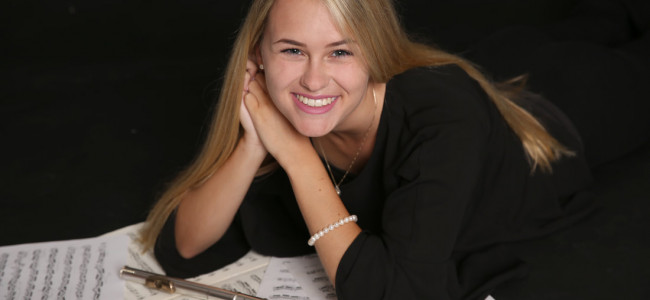 Archbald flutist Samantha Humen wins 2021 Marywood Concerto Competition in Scranton