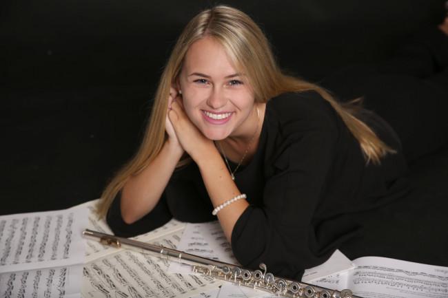 Archbald flutist Samantha Humen wins 2021 Marywood Concerto Competition in Scranton