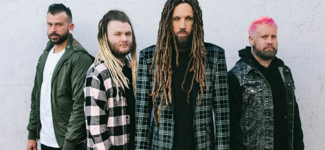 Korn and Breaking Benjamin members release new Love and Death album, 'Perfectly Preserved'