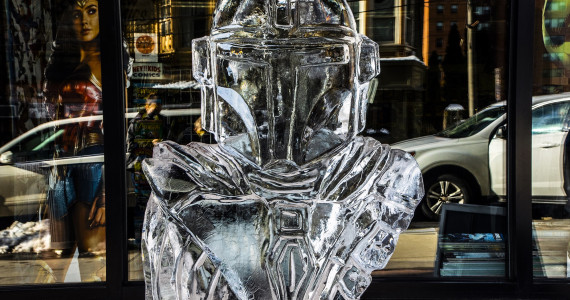 PHOTOS/VIDEOS: Inaugural Scranton Ice Festival with live music, 02/05-06/21