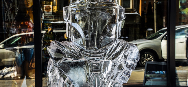 PHOTOS/VIDEOS: Inaugural Scranton Ice Festival with live music, 02/05-06/21