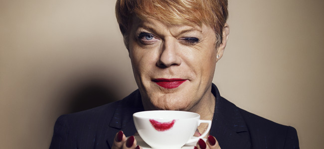 F.M. Kirby Center hosts virtual conversation with comedian Eddie Izzard on Feb. 12