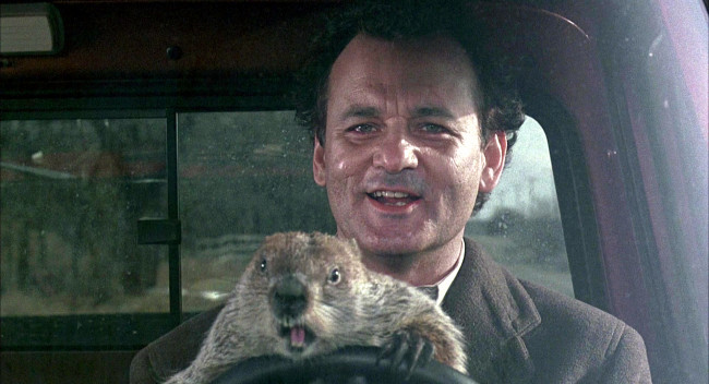 How the philosophy in 'Groundhog Day' can help us through pandemic times