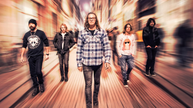 Candlebox, feat. Pittston guitarist Brian Quinn, announces new album, 'Wolves,' with single 'My Weakness'