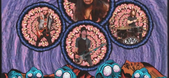 VIDEO: Pottsville groove rockers Crobot climb the 'Mountain' with Anthrax on new single