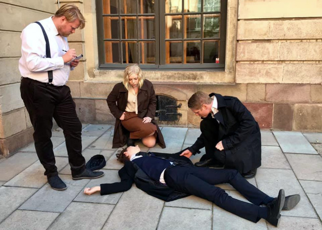Catch the Scranton Ripper in city-wide murder mystery game on April 24