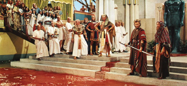 'Ten Commandments' screens in NEPA movie theaters on March 28 for 65th anniversary