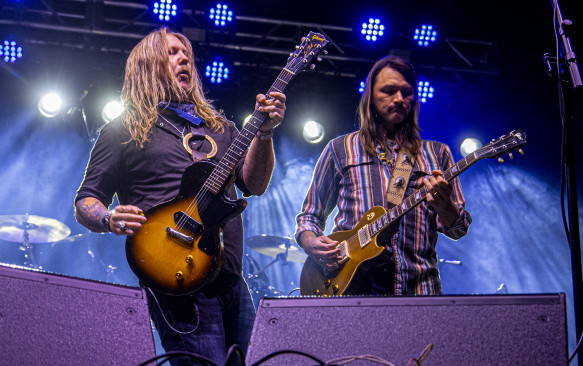 Allman Betts Band returns to rock Circle Drive-In in Dickson City live on June 17