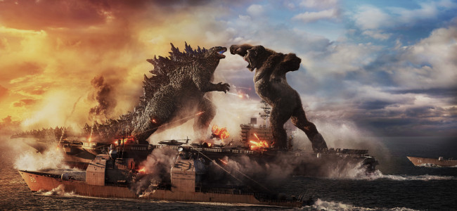 Godzilla vs. Kong – science weighs in on which monster would actually win the fight
