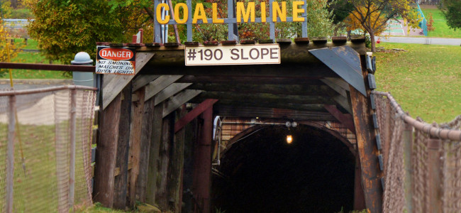 After more than a year, Lackawanna Coal Mine Tour reopens at McDade Park in Scranton on April 30