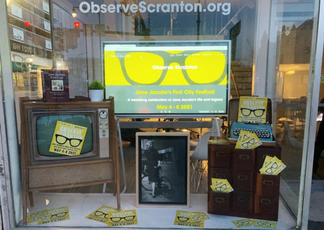 New 'Observe Scranton' festival celebrates the city with live events, exhibits, and more May 4-8