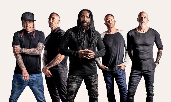 Atlanta metal band Sevendust rocks SteelStacks in Bethlehem on July 9