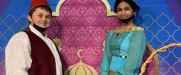 Act Out Theatre in Dunmore presents 'Aladdin' and 'Rent' with young casts May 14-16