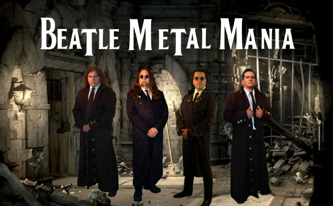 Heavy metal and Beatles hits come together in tribute show at Finnegan's in Scranton on June 4