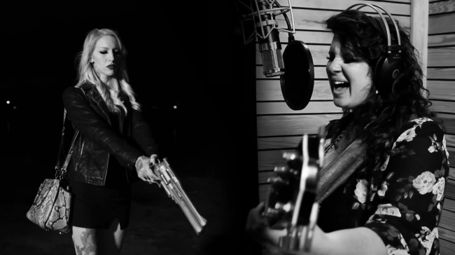 A Camp Rattler profile: Blues rocker Kaleigh Baker and the killer tale of the 'Pittston Pistol'