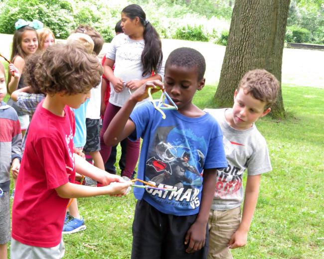 Children's Adventure Week summer camps return to Everhart Museum in Scranton on June 21-July 30
