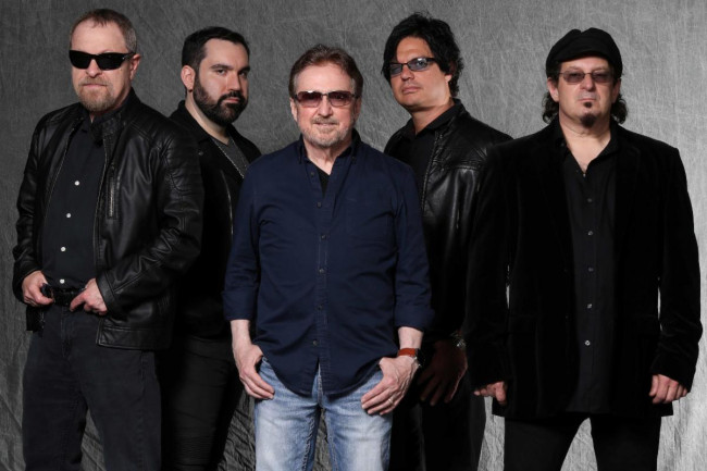 Classic rockers Blue Oyster Cult perform live at Circle Drive-In in Dickson City on May 29
