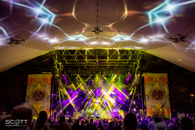 Peach Music Festival confirms 2021 lineup with Oysterhead and 60+ artists on July 4th weekend at Montage Mountain in Scranton