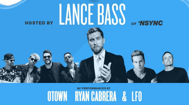 2000s pop stars Lance Bass, O-Town, Ryan Cabrera, LFO come to Circle Drive-In in Dickson City on Aug. 21