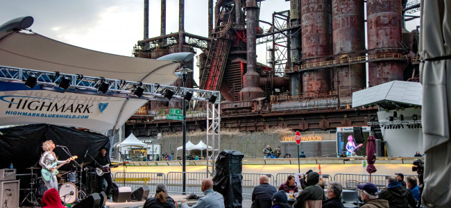Levitt Pavilion SteelStacks in Bethlehem host free summer concerts from May 22-Sept. 19